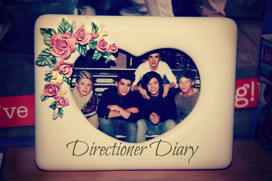 Directioner diary