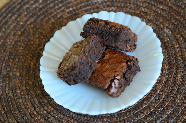 ATK brownies, America's test kitchen's brownies