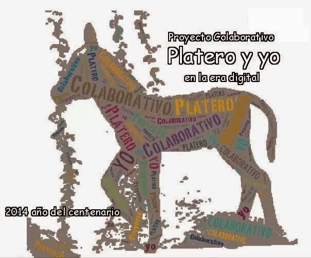 """""""PLATERO Y YO"""" LIBRO VIRTUAL COLABORATIVO"""