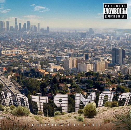 DR DRE - COMPTON (REVIEW)