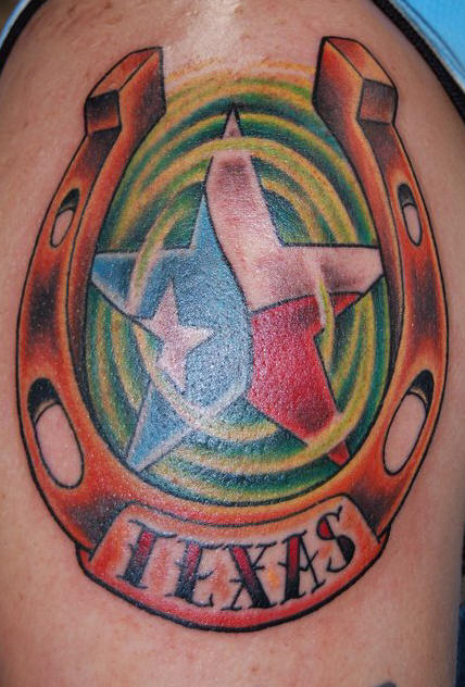 Tattoos Zone: Texas Tattoos Designs