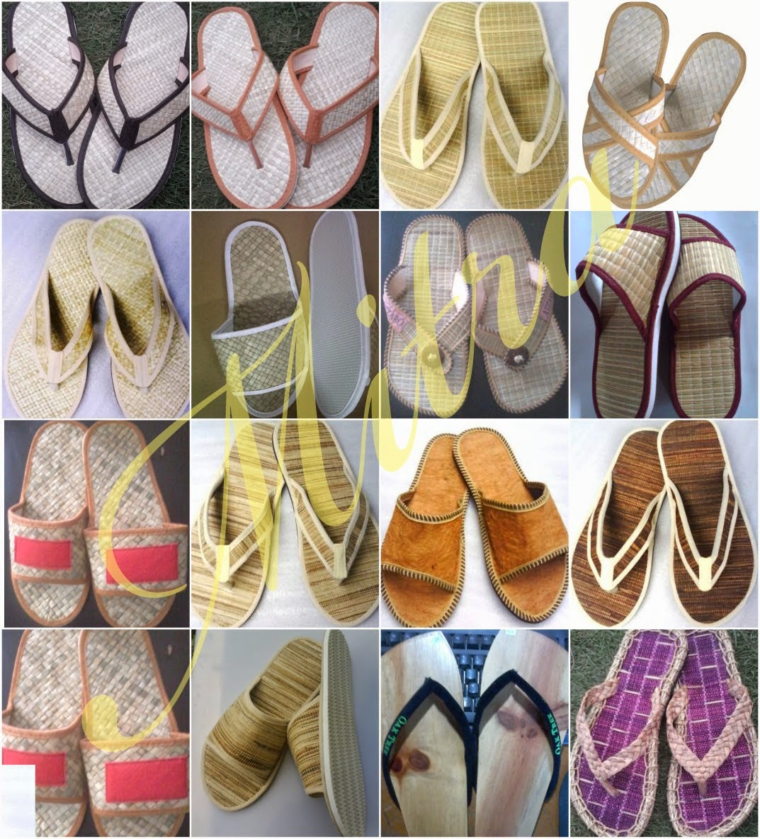 produsen sandal hotel natural
