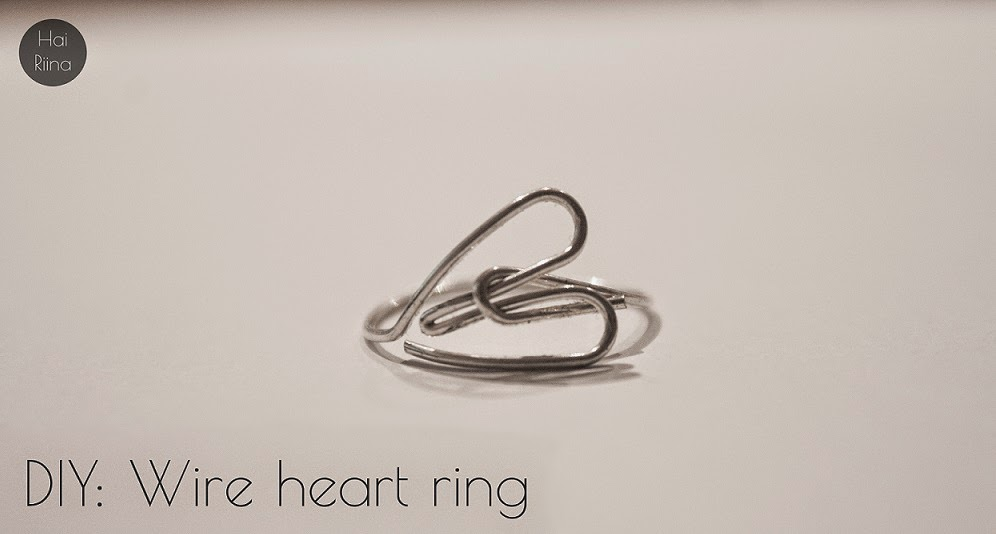 diy wire ring