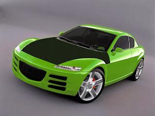 new-Mazda-Rx-8-Green-HD-Wallpapers
