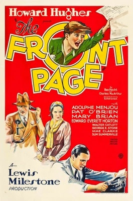 The Front Page film 1931