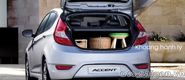 Xe Hyundai Accent Hatchback 5 cua 2014 10 Xe Hyundai Accent Hatchback 5 cửa 2014