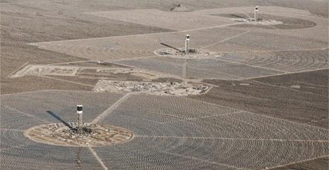 planta solar ivanapah