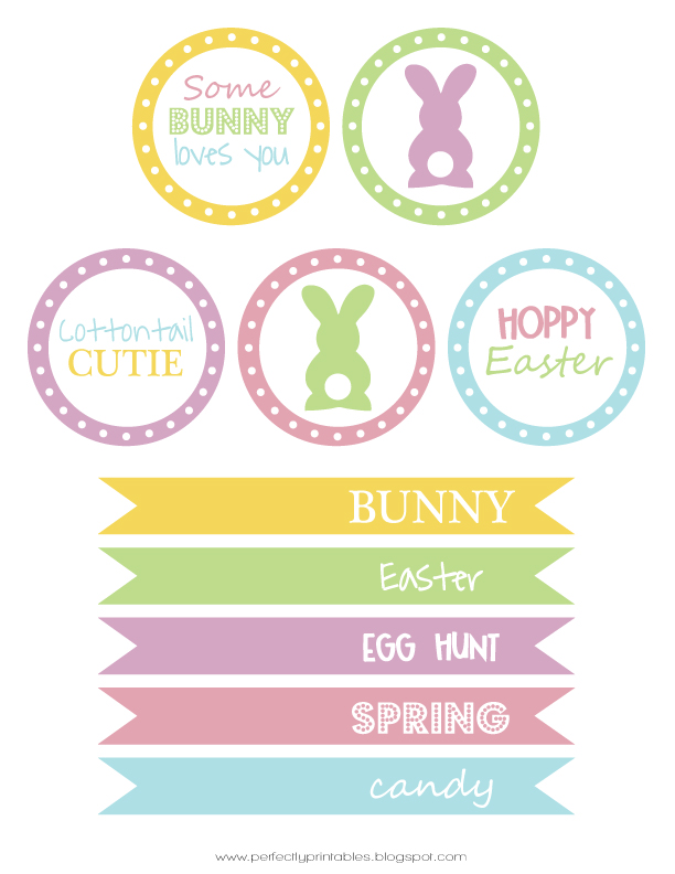 The Best Free Easter Printables