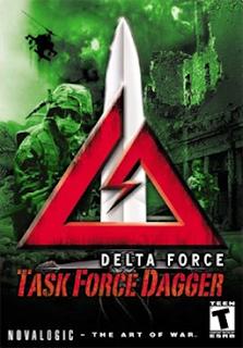 Delta force task force dagger key