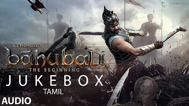 Baahubali Tamil Full Audio Songs Jukebox | Prabhas | Anushka Shetty | Rana Daggubati | Tamannaah Bhatia