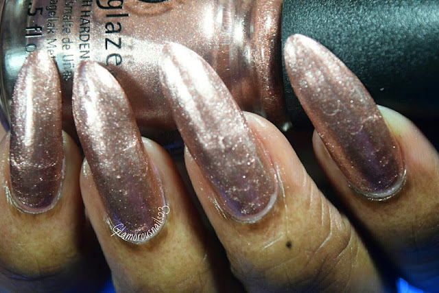 "China Glaze Desert Escape Collection ""Meet Me In The Mirage"" Swatch"
