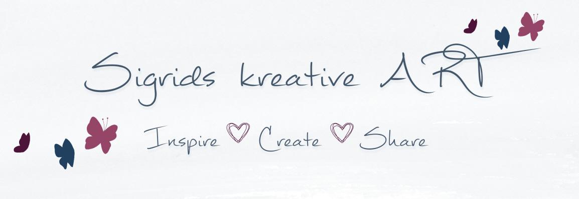 Sigrids kreative ART ❁ Stampin' Up! Ideenblog für Münster und NRW