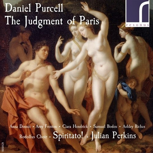 Daniel Purcell - The Judgement of Paris - Resonus Classics RES128