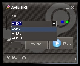 Inject AXIS R-3 20 Agustus 2014