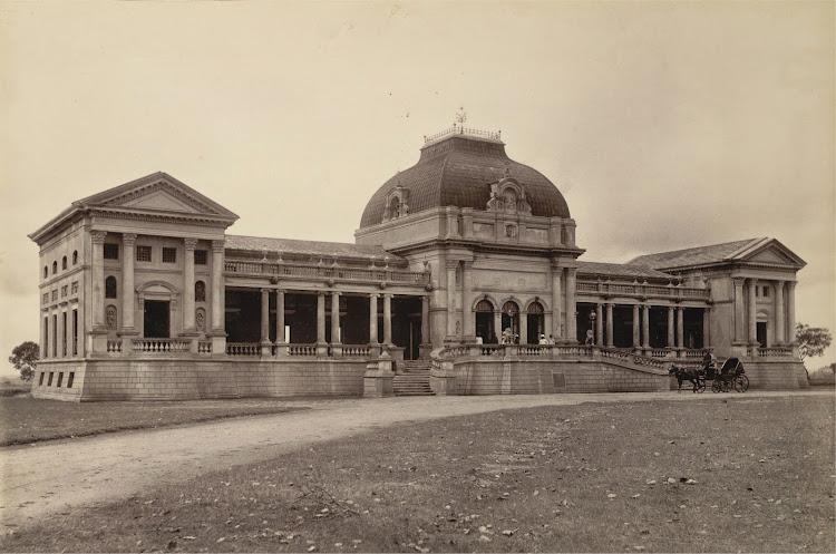 Jubilee Institute - Mysore, Karnataka, c1890's