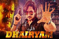Dhairyam 2017 Hindi Dubbed Full Movie HDRip 720p at freedomcopy.com