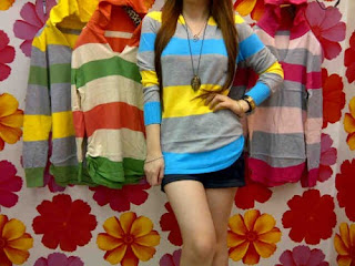 Model Sweater Cewek Korea