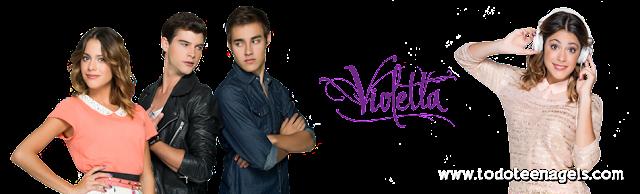 TodoTeenAgels ~ Todos los capítulos de Violetta en un sólo lugar