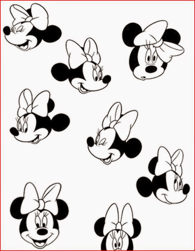 Minnie Mouse coloring.filminspector.com