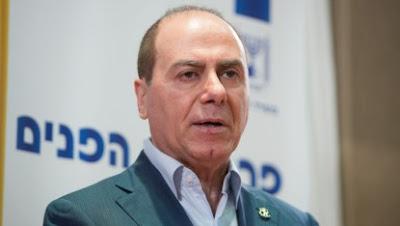 Ministro Shalom tem reunião secreta com o negociador palestino