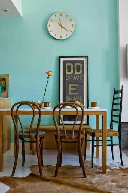 292 تصاميم غرف سفرة و طاولات طعام مودرن