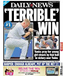 A Yankee back page nobody wanted
