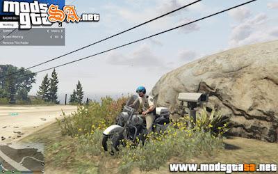 V - Mod Radar em GTA V PC