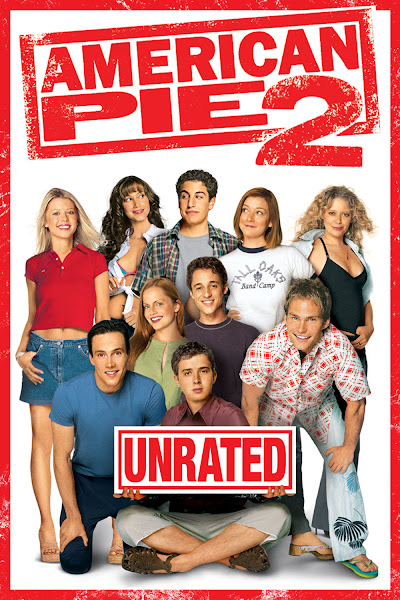 Poster Of (18+) American Pie 2 (2001) UnRated 720p English BRRip Full Movie