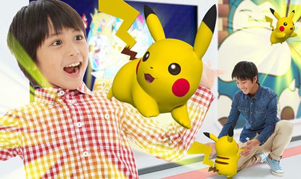 Pokemon Go: Fans can start practising Pokemon battles in November