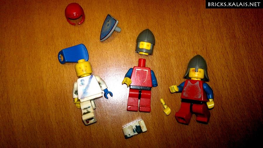 1. Makabra! Przy okazji napiszę, że zdjęcia nie są jakieś szczególne, bo gdy je robiłem nie miałem w planach prowadzenia strony o LEGO ;) więc po prostu są to zwykłe pstryki z komórki.
