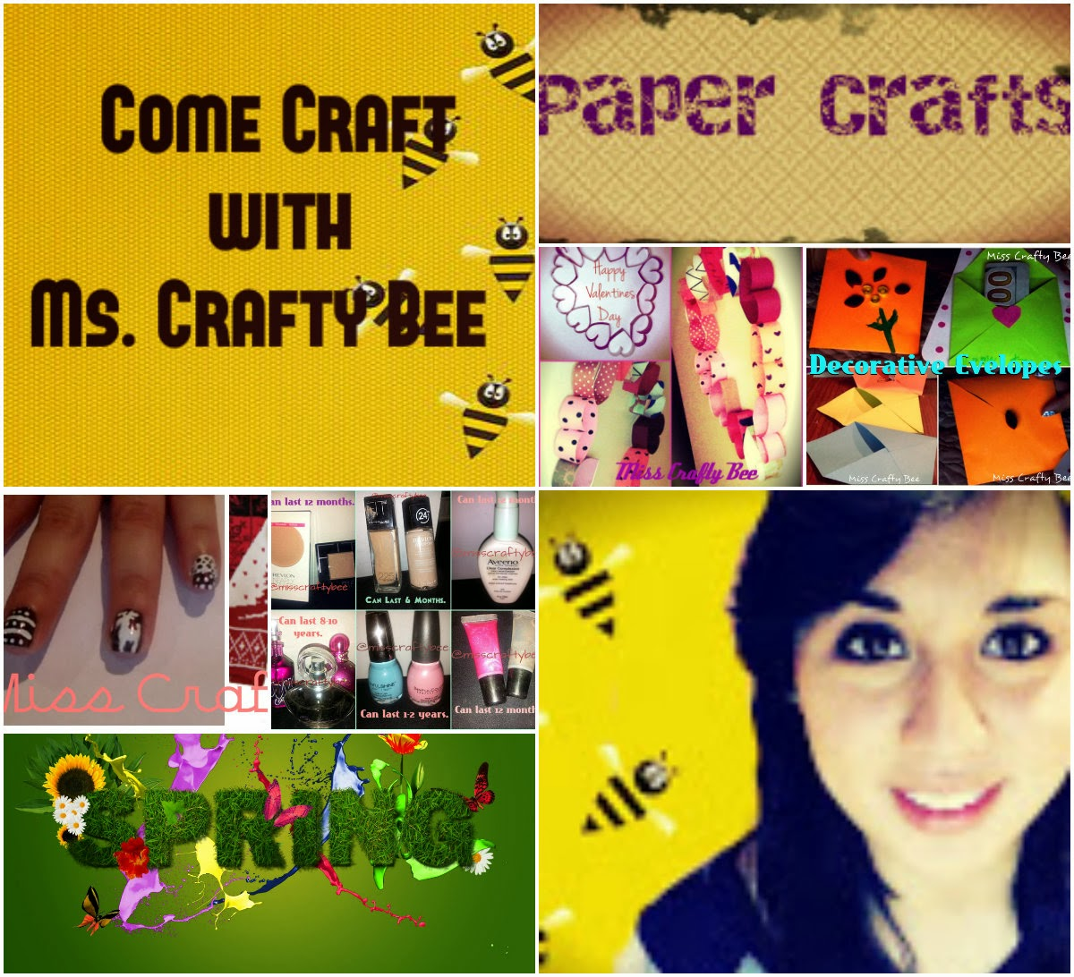 Ms. Crafty Bee