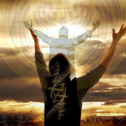 Meditação Escolher Servir Luz fe Jean Hudon