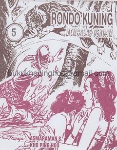 11. RONDOKUNING MEMBALAS DENDAM