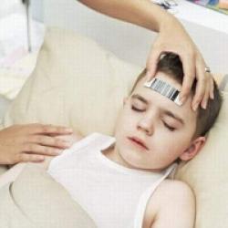 Những dấu hiệu cho thấy trẻ bị ốm