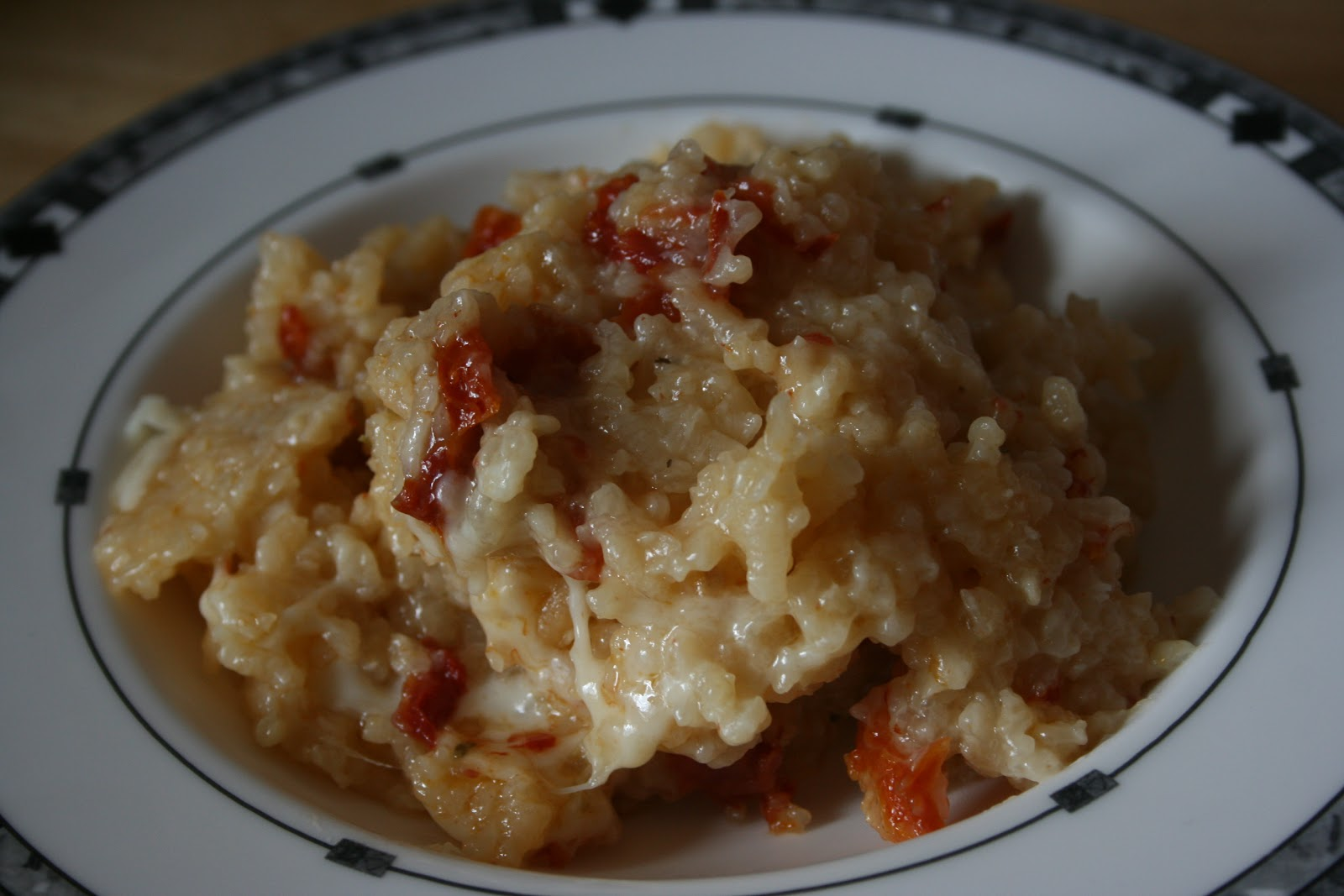 Guess what? Risotto doesn't have to be a fussy dish that only people ...