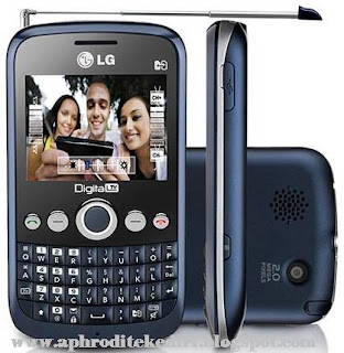 Spesifikasi LG X350
