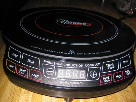 Nuwave2 Induction Cooktop How Does A Induction Cooktop
