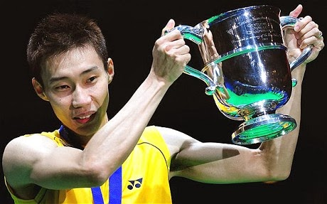 LEE CHING WEI JUARA ALL ENGLAND