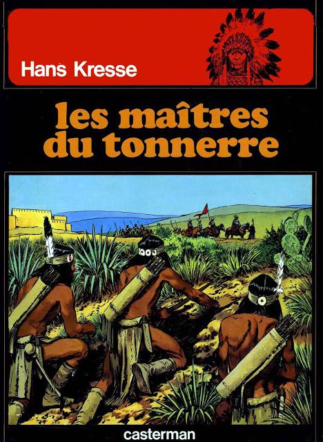 Les peaux-rouges  - Hans Kresse