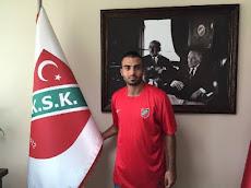 Karşıyaka Deniz Aslan ile 1 yıllık sözleşme imzaladı