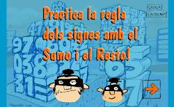 Sumo y Resto