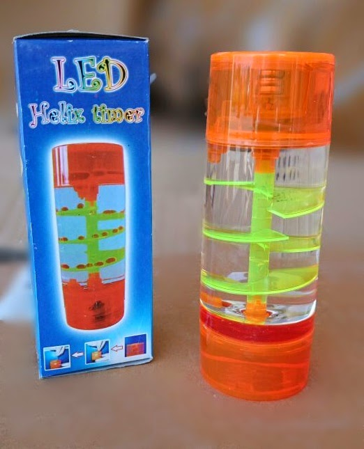 Led Helix Timer Ready Stock