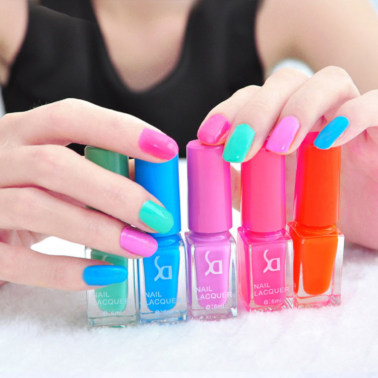 Nail Polish Designs Easy At Home Step By Step