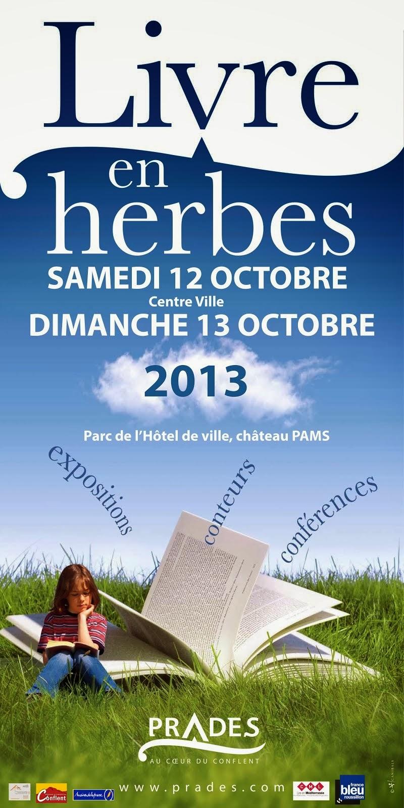 Livre en Herbes 2013