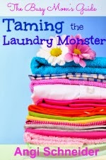 {The Busy Mom's Guide} Taming the Laundry Monster  $3.99