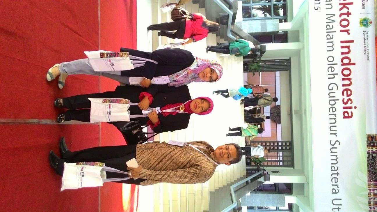 FRI-Universitas Sumatera Utara, 2015