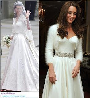 Style Stealer: Kate Middleton: Kate Middleton Wedding ...