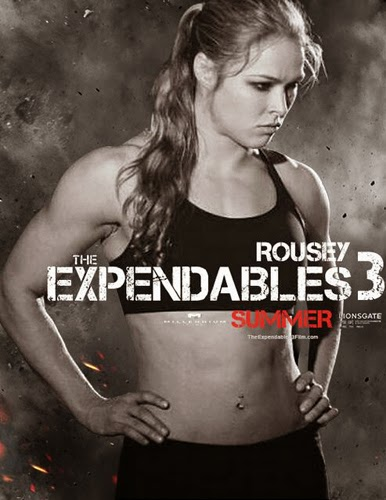 Ronda Rousey The Expendables 3