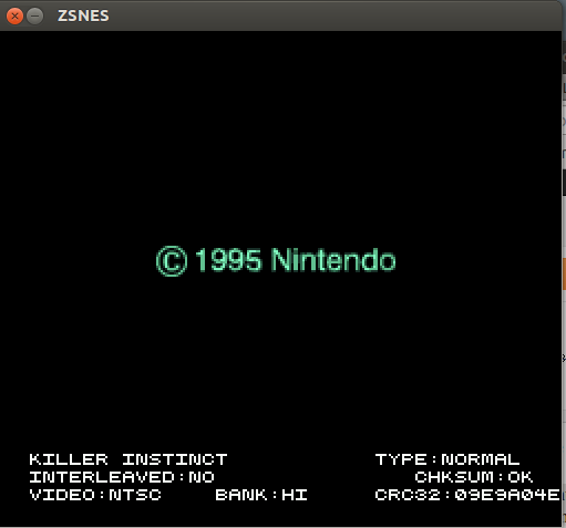Emulador de Super Nintendo
