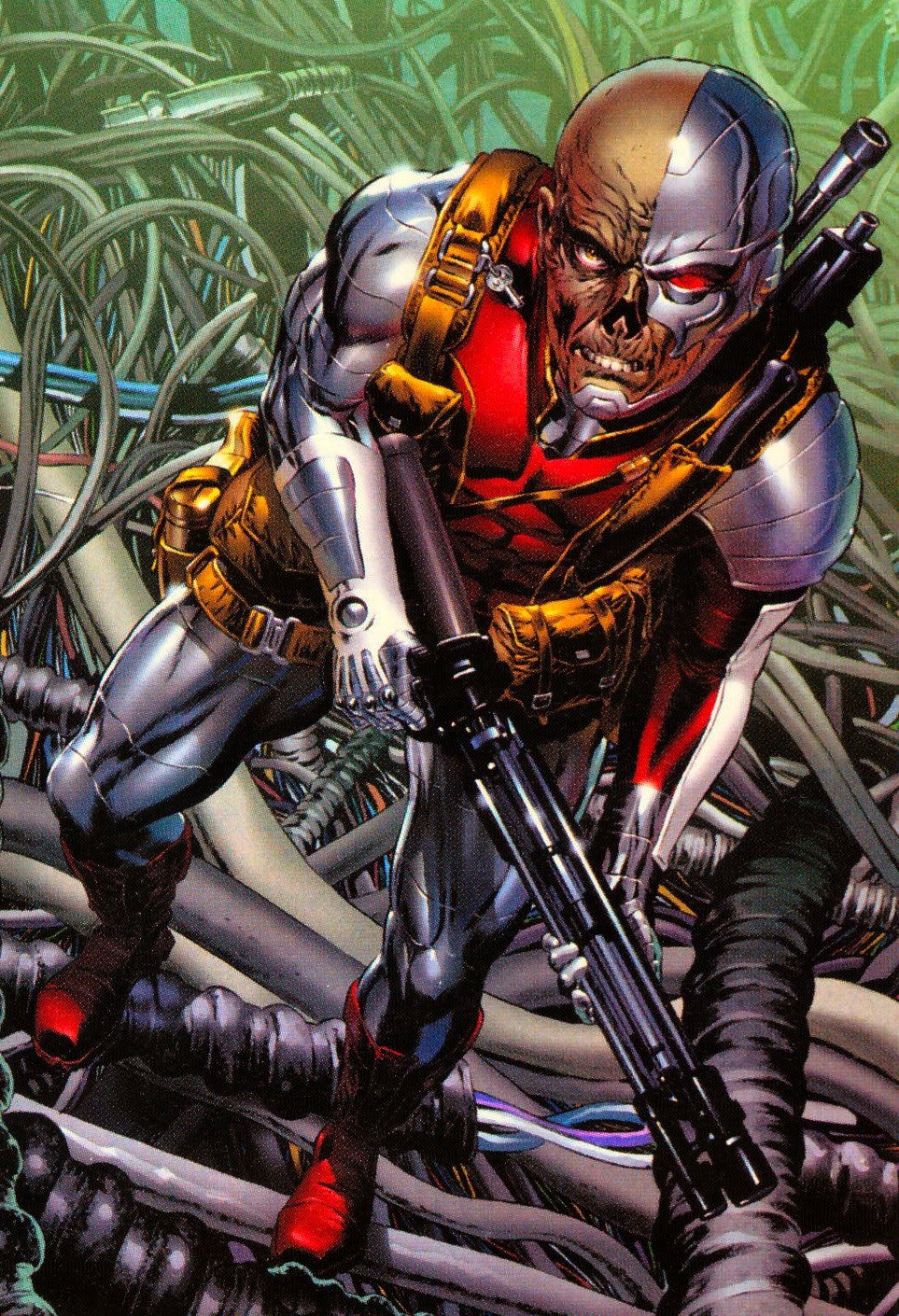 The Cool Kids Table: Why Won't This Work? Deathlok